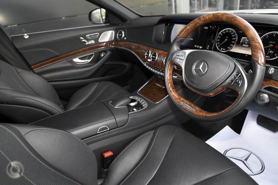 2013 Mercedes-Benz S 500