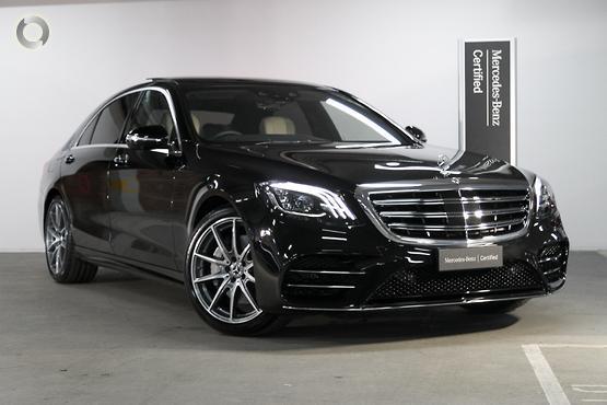 2017 Mercedes-Benz <br>S 450