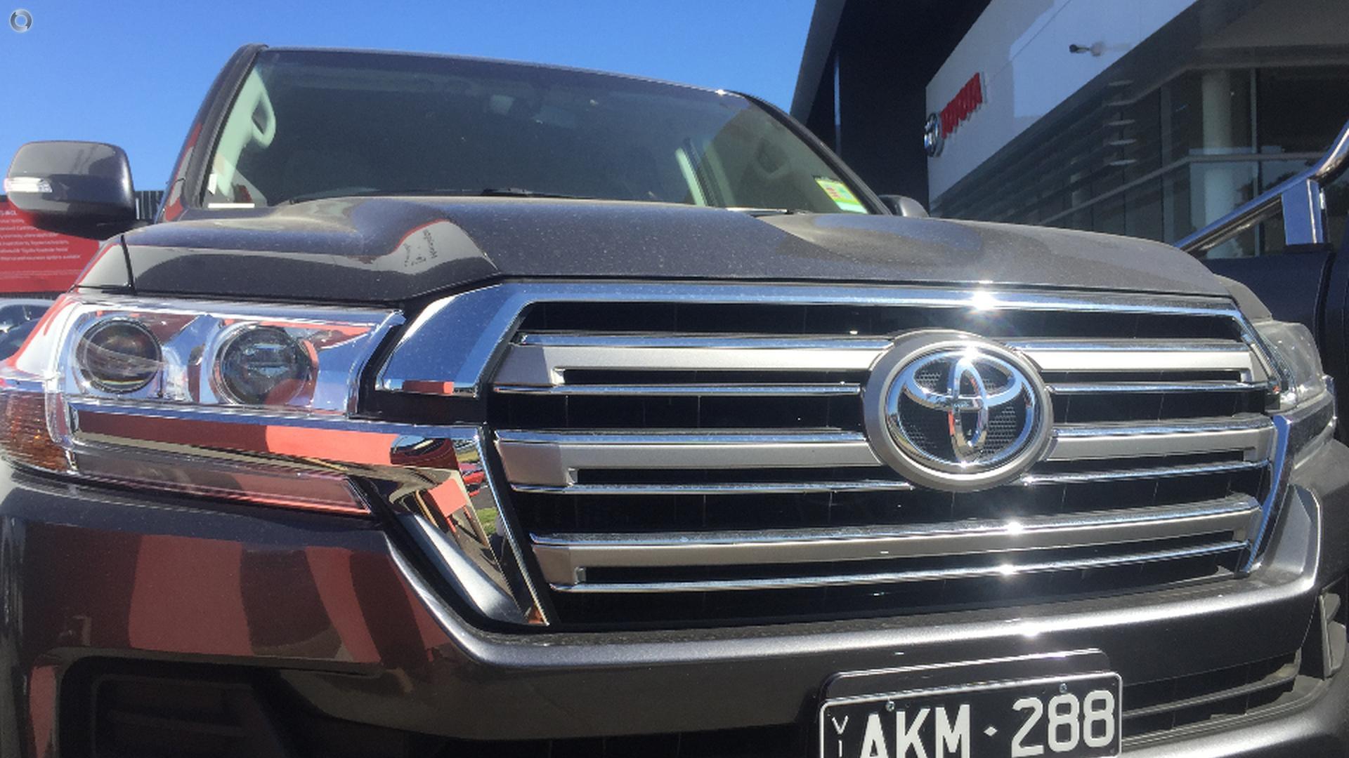 2017 Toyota Landcruiser VDJ200R