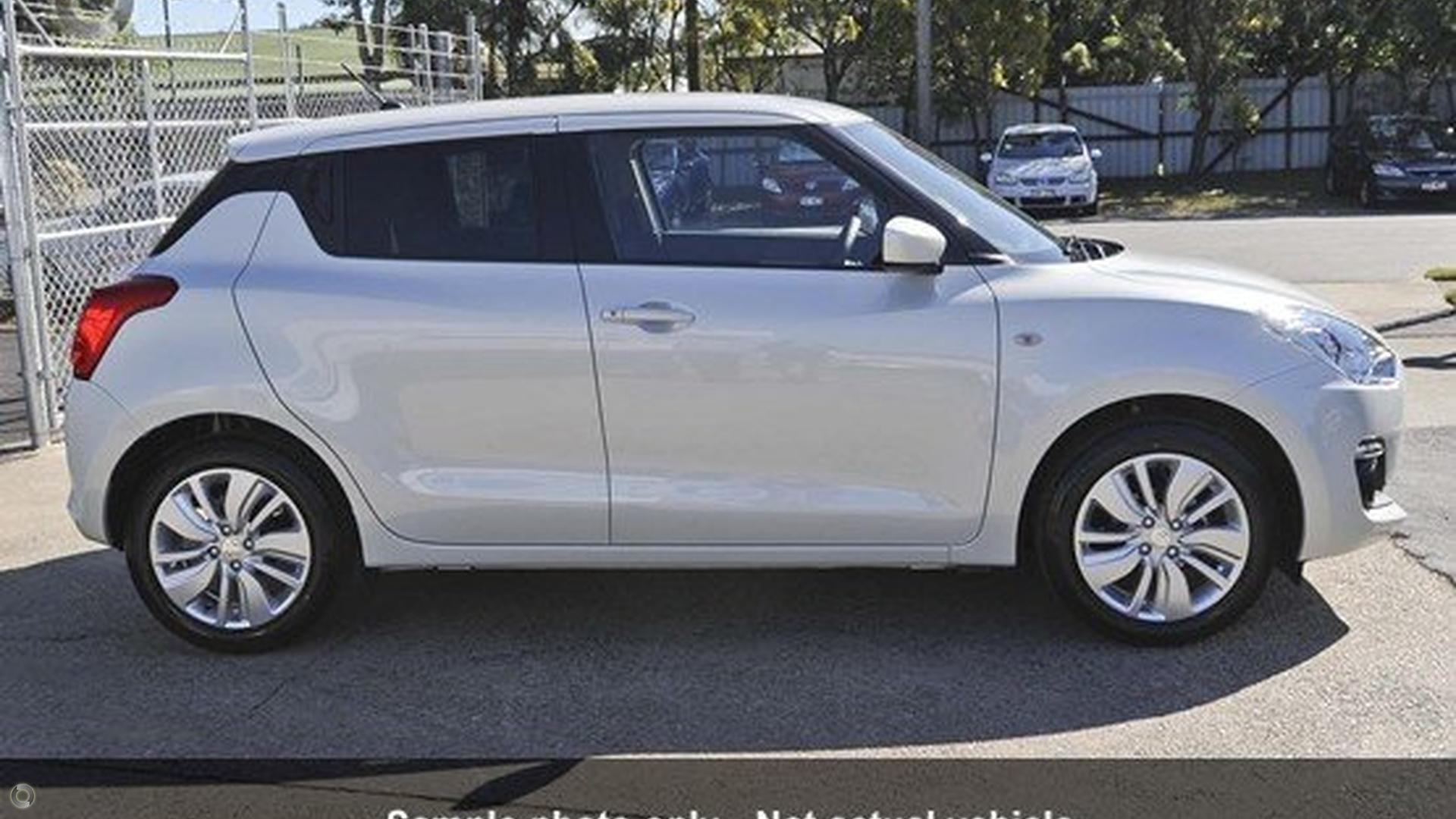 2017 Suzuki Swift GL AZ
