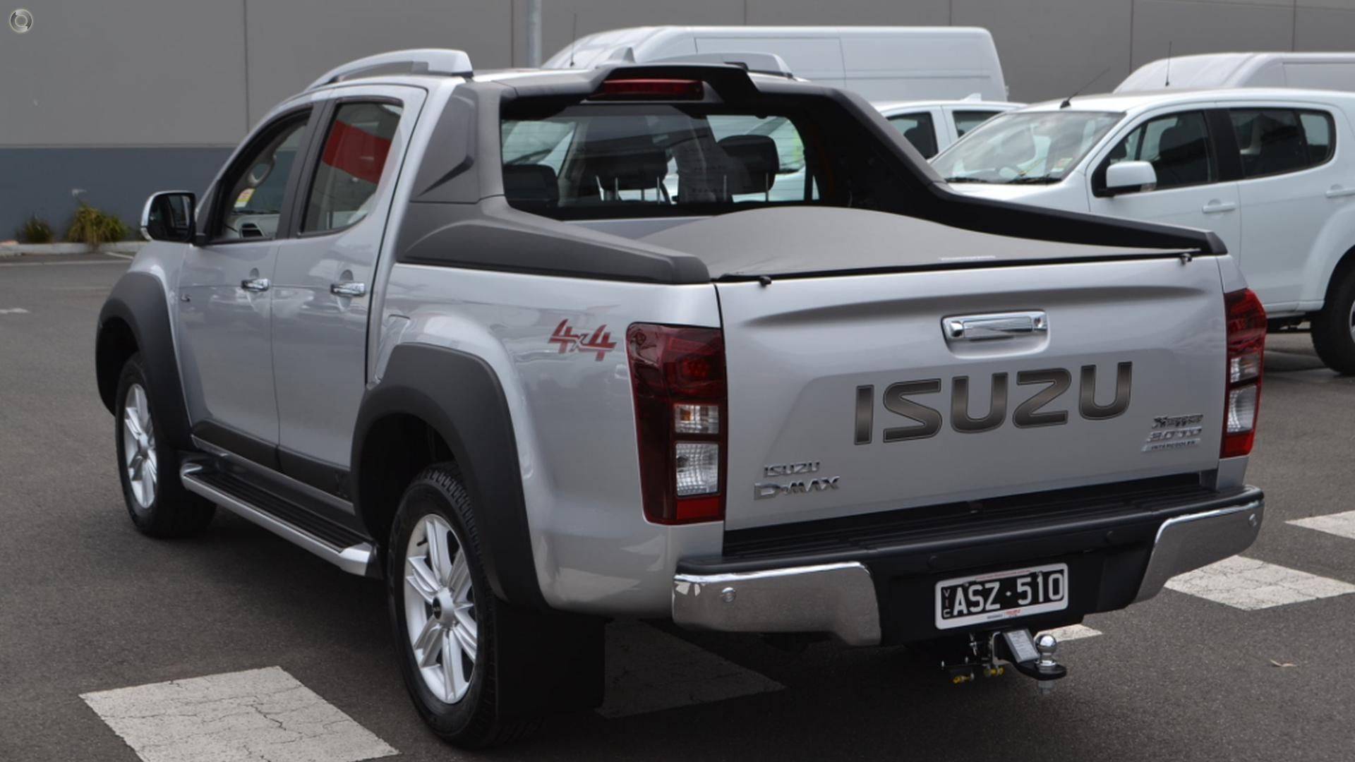 2018 Isuzu D-MAX LS-T (No Series)