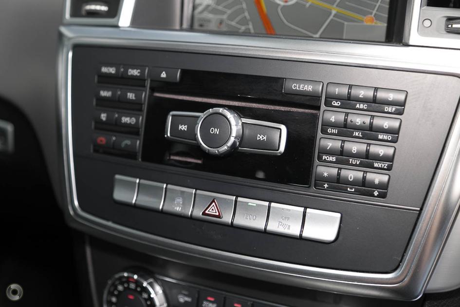 2013 Mercedes-Benz ML 250 Wagon