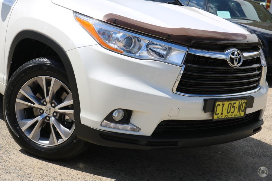 2015 Toyota Kluger GXL GSU55R