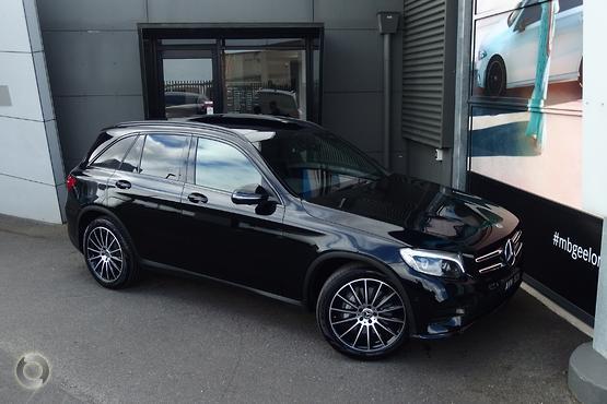 2018 Mercedes-Benz <br>GLC 220