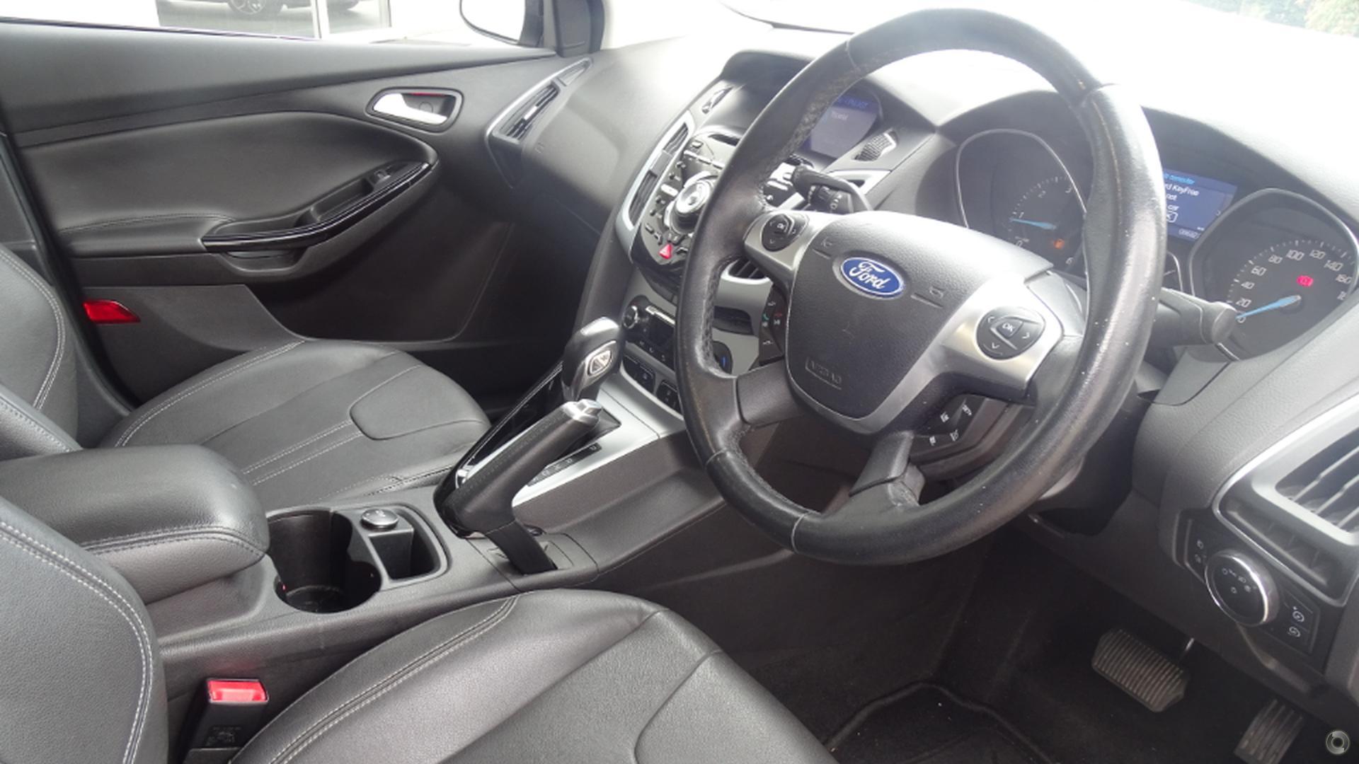2012 Ford Focus Titanium LW MKII