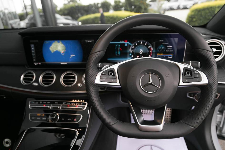 2018 Mercedes-Benz E 400 Sedan