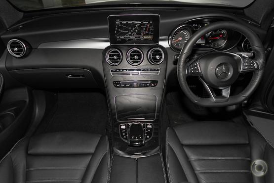 2017 Mercedes-Benz GLC 350