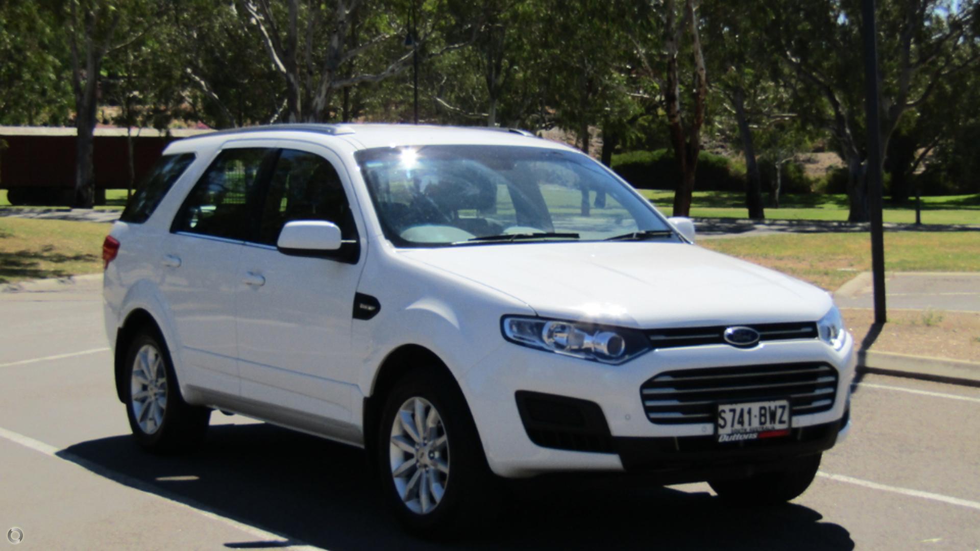 2016 Ford Territory SZ MkII