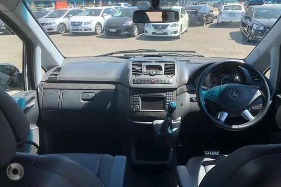 2013 Mercedes-Benz VIANO