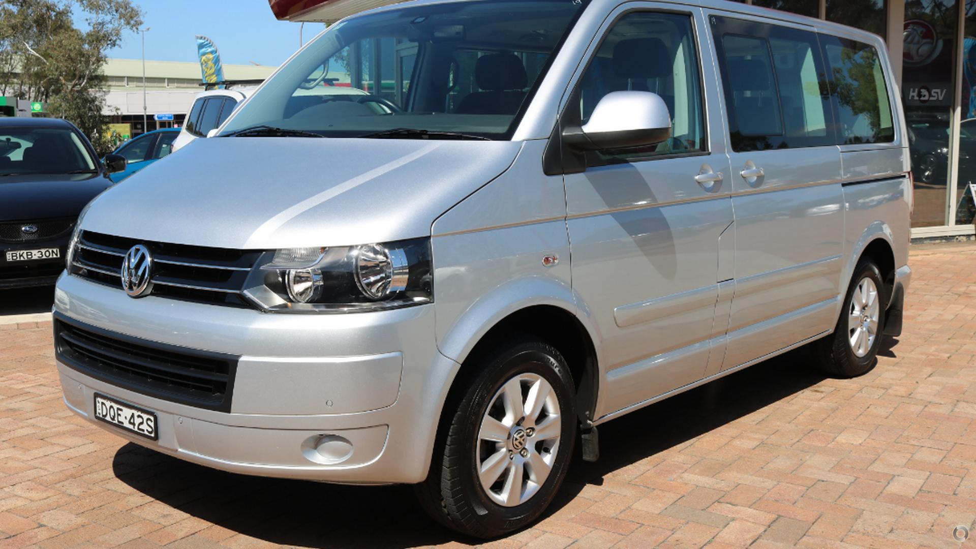 2012 Volkswagen Multivan Tdi340 Comfortline