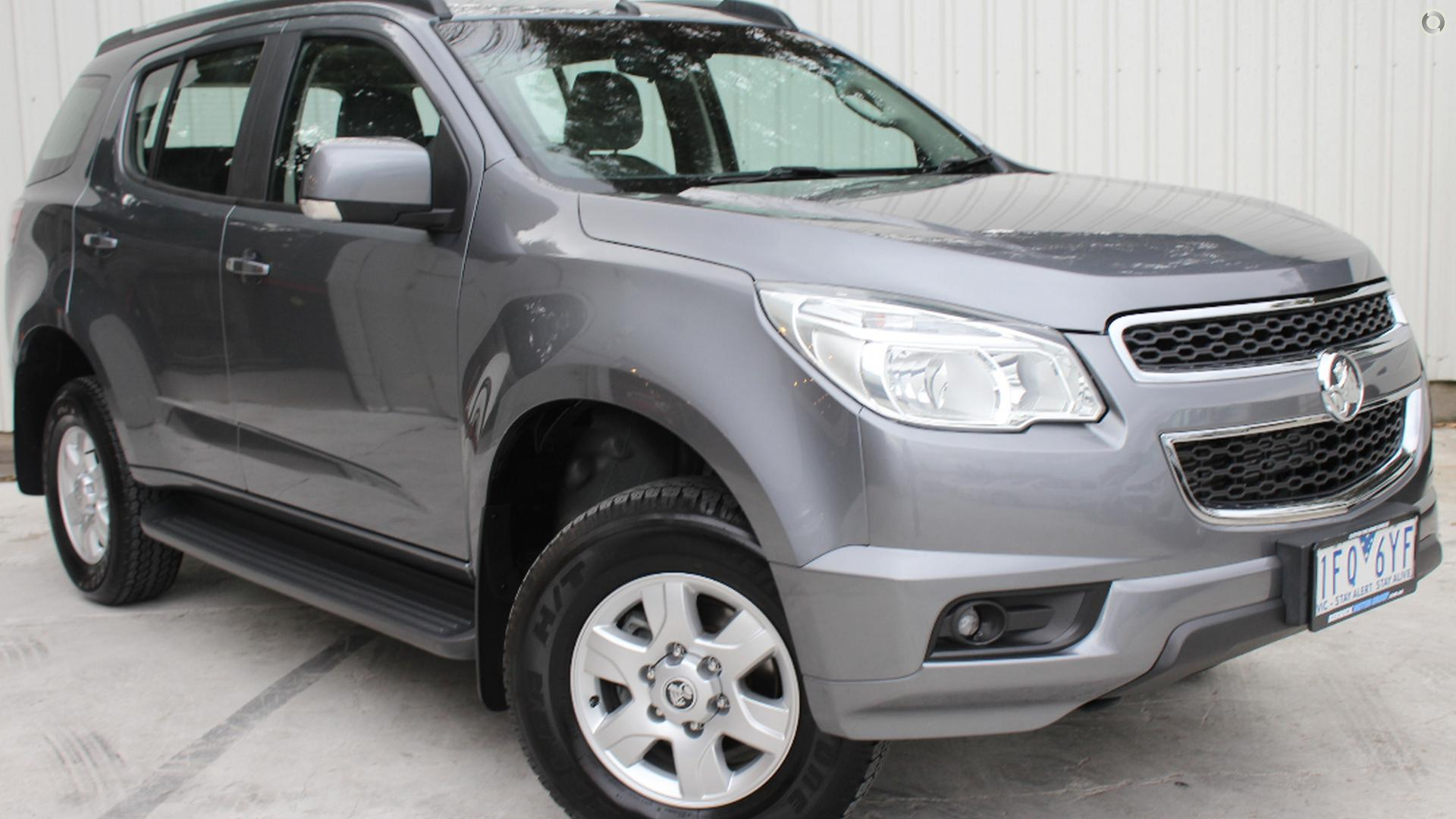 2015 Holden Colorado 7 LT RG