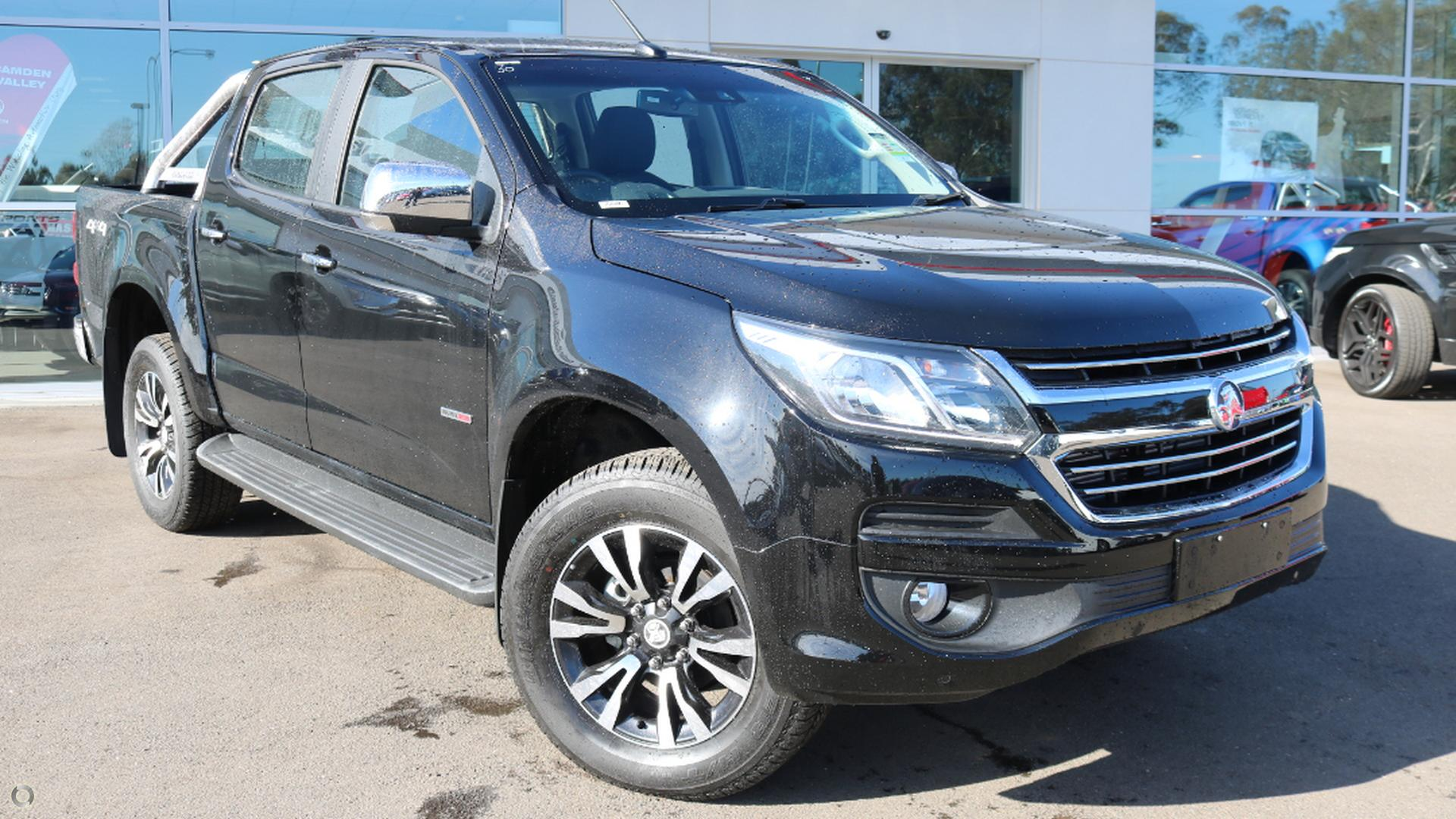 2018 Holden Colorado RG