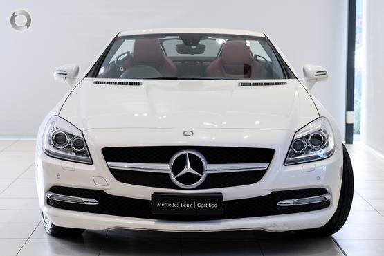 2011 Mercedes-Benz SLK 200