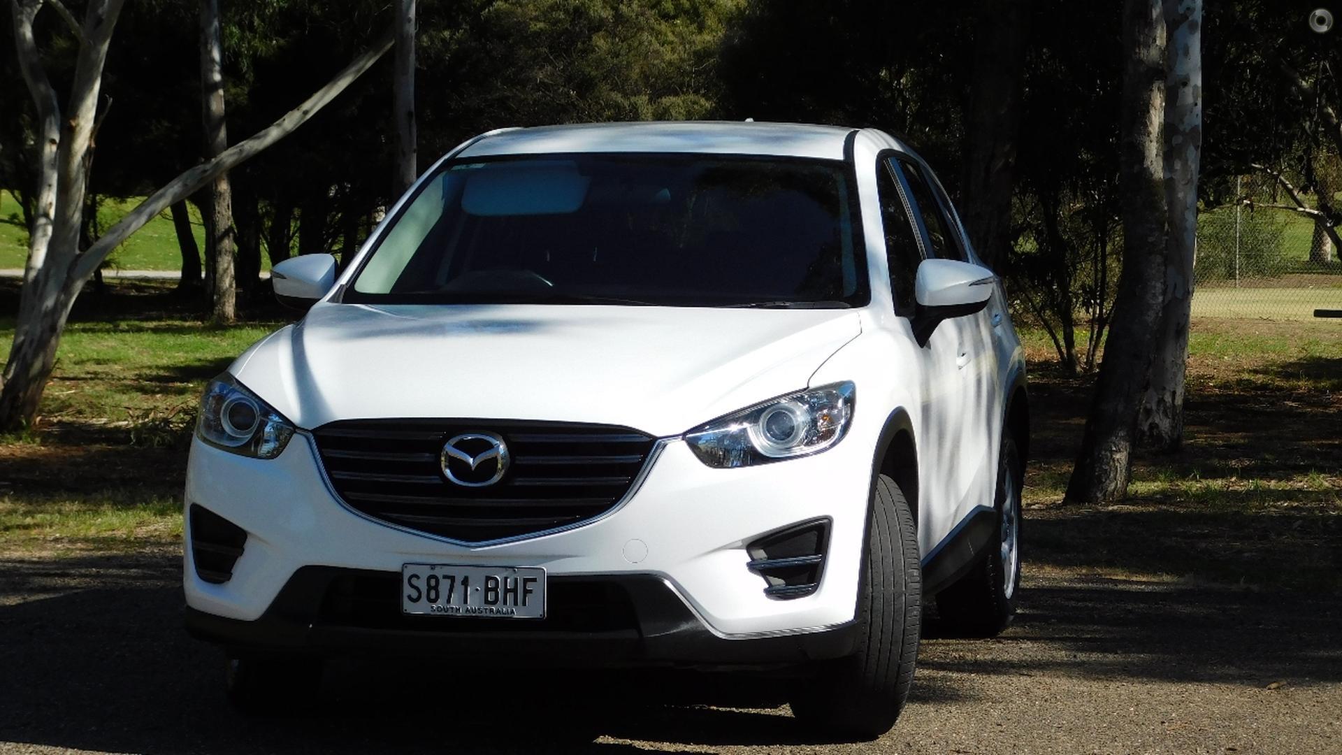 2015 Mazda Cx-5 Maxx