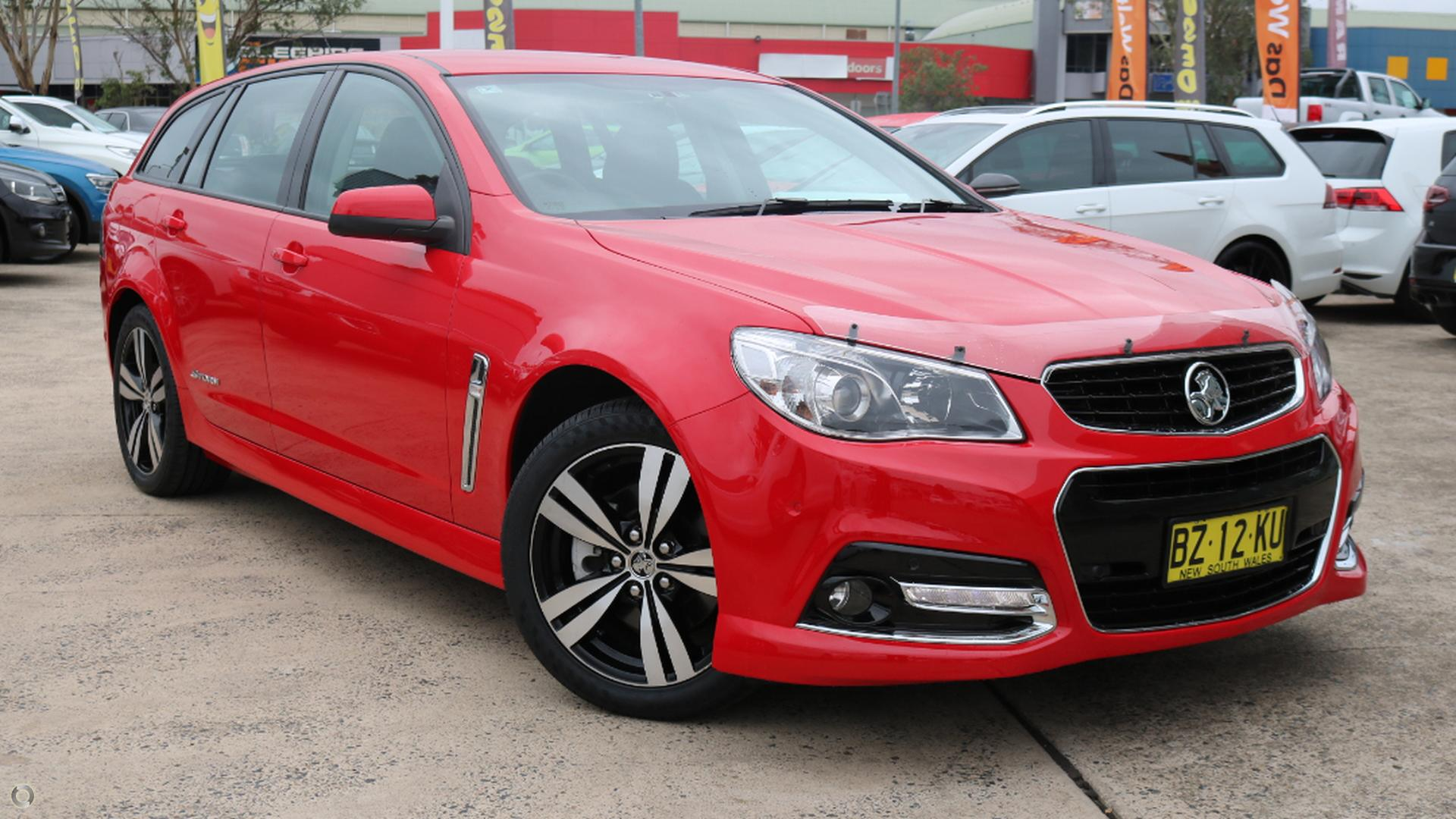 2014 Holden Commodore VF
