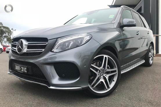 2018 Mercedes-Benz <br>GLE 250