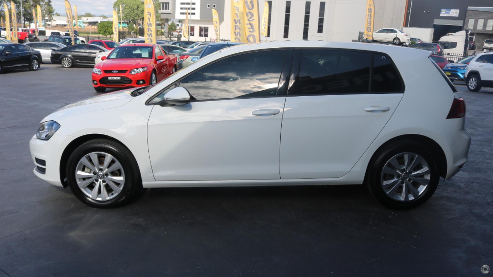 2015 Volkswagen Golf 90TSI Comfortline 7