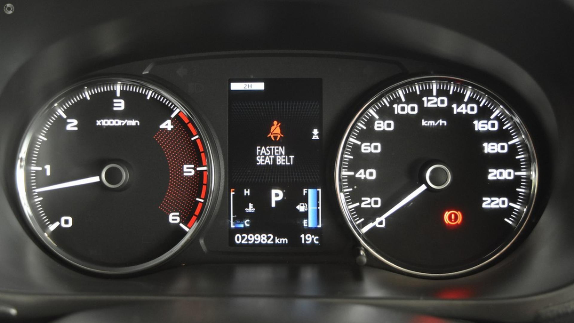 2017 Mitsubishi Pajero Sport GLS QE