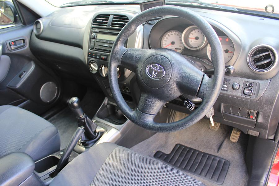 2004 Toyota Rav4 CV ACA23R