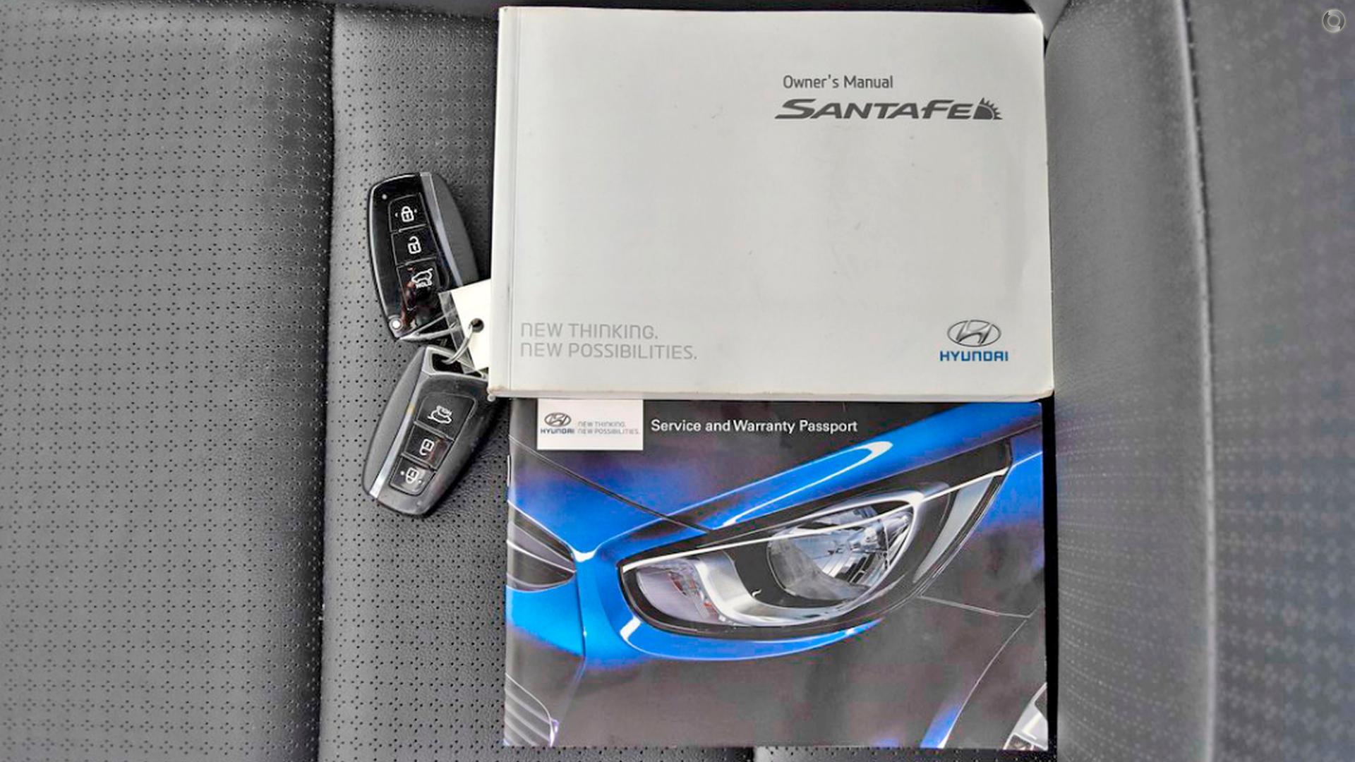 2014 Hyundai Santa Fe Elite DM - Pakenham Toyota