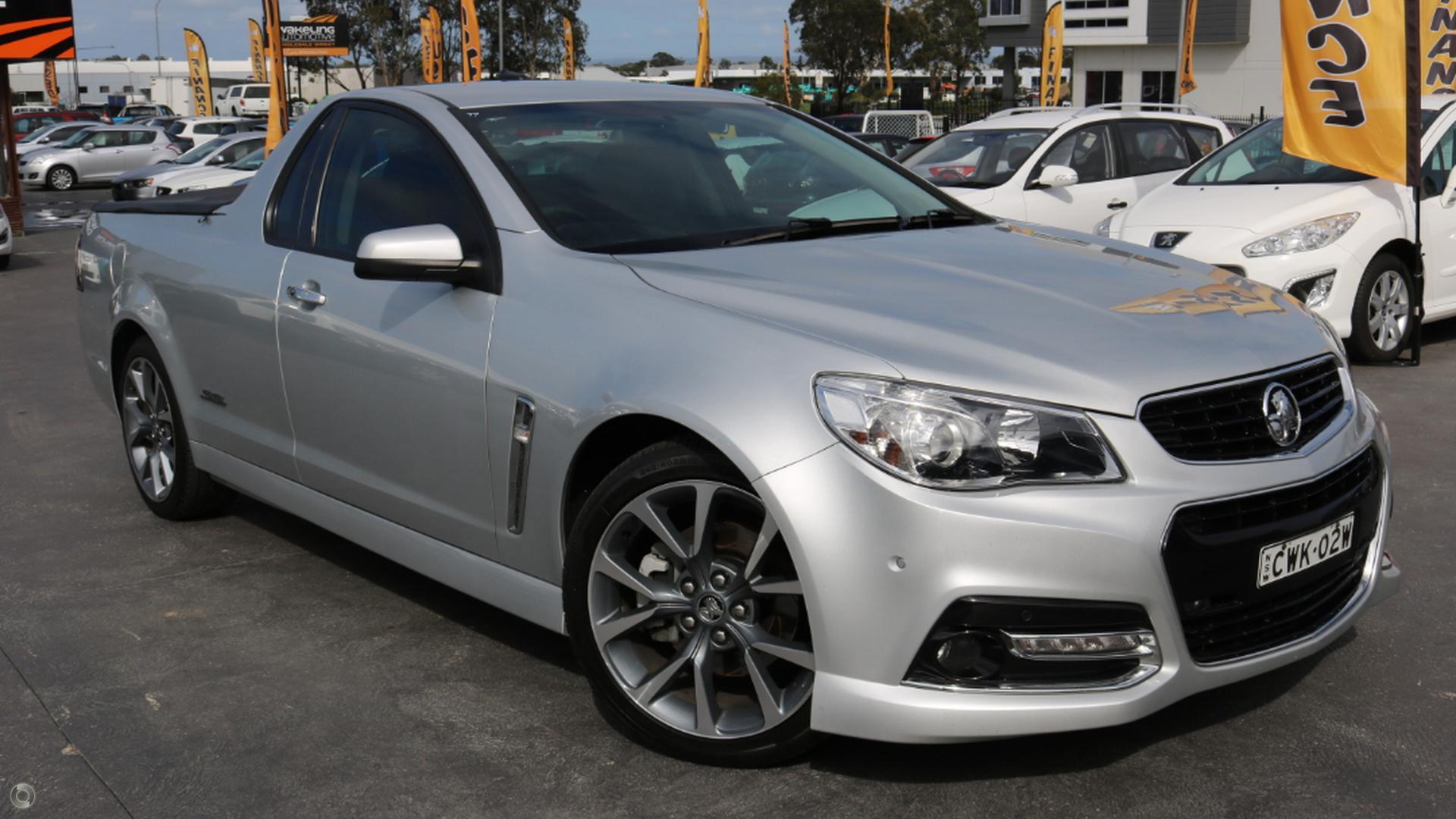 2014 Holden Ute Ss V