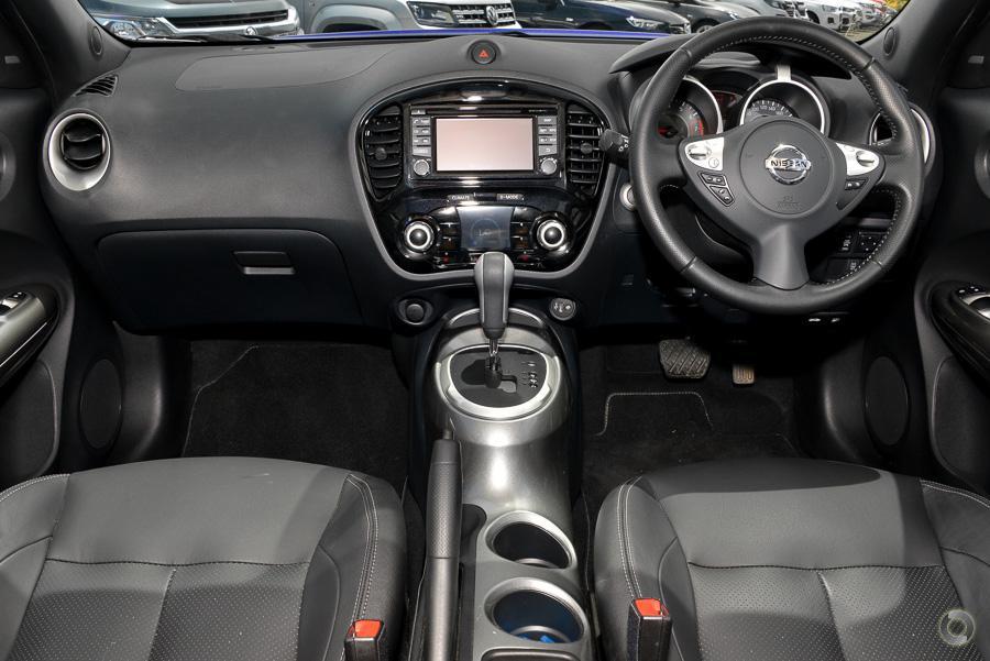2017 Nissan JUKE Ti-S