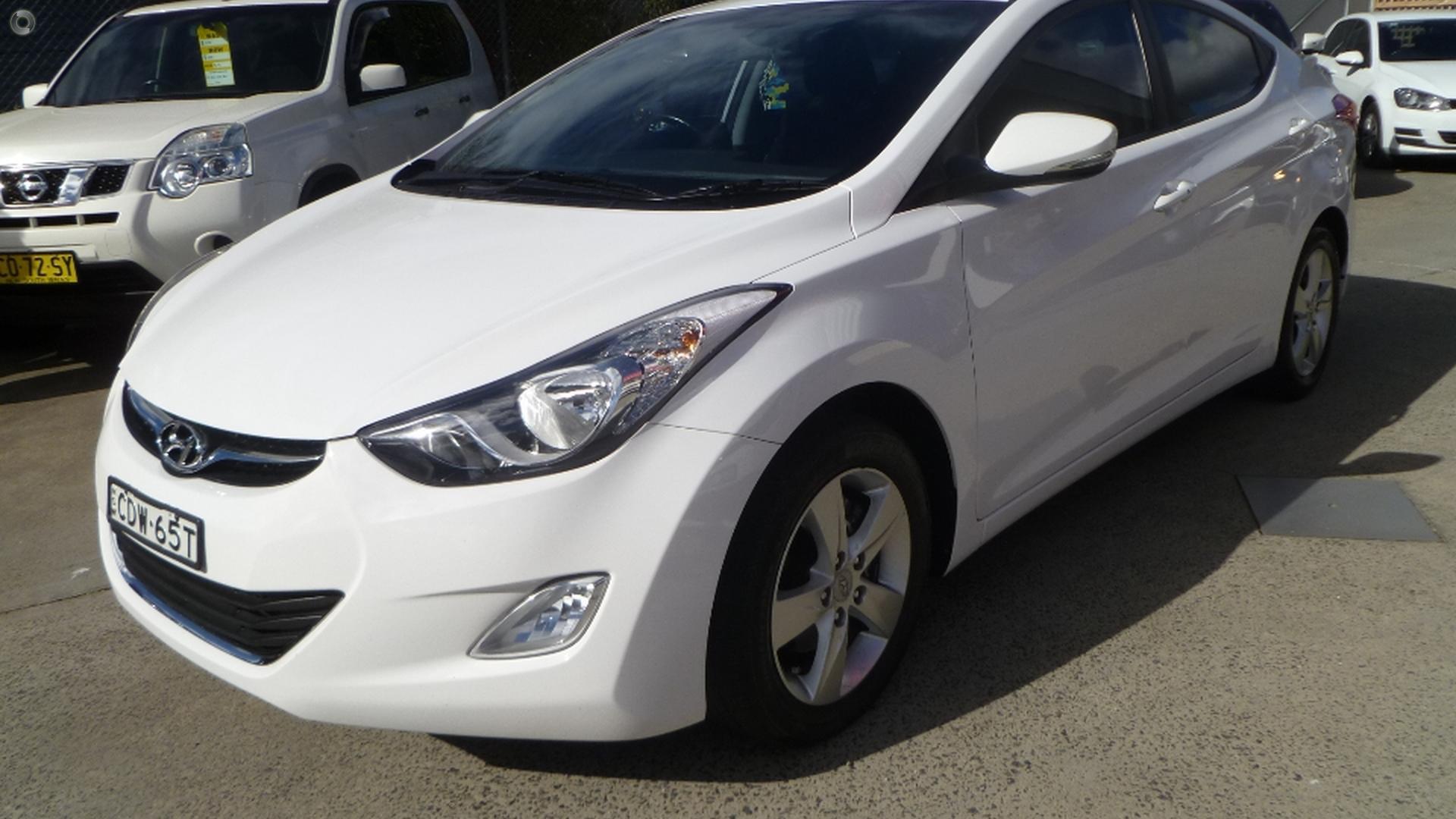2011 Hyundai Elantra Elite MD