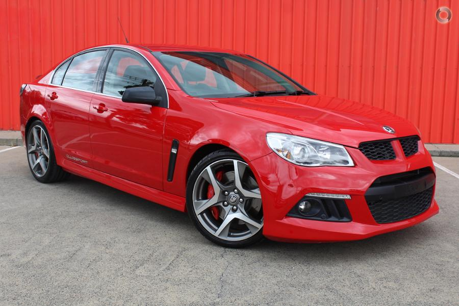 2015 Holden Special Vehicles Clubsport  GEN-F