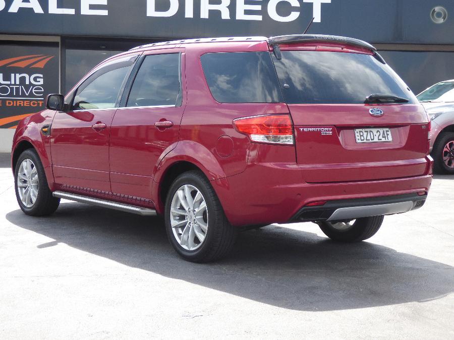 2011 Ford Territory TS SZ
