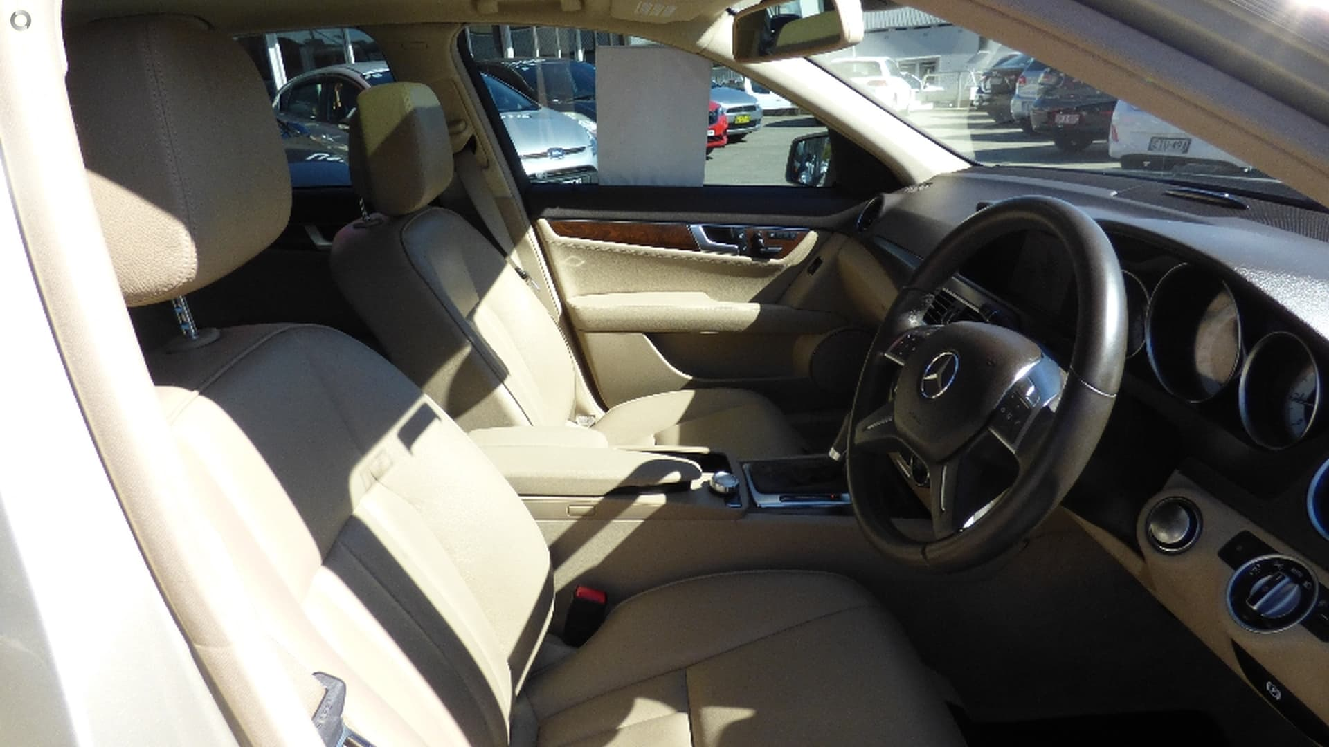 2012 Mercedes-benz C250 Cdi BlueEFFICIENCY Elegance W204