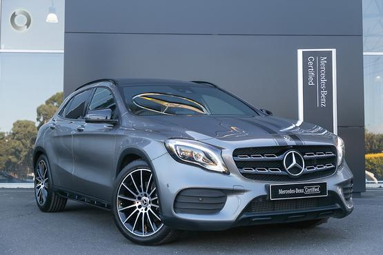 2018 Mercedes-Benz <br>GLA 220