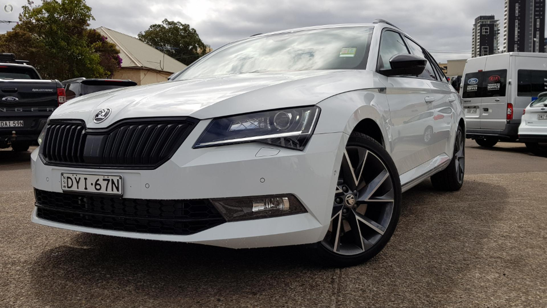 2018 SKODA Superb NP