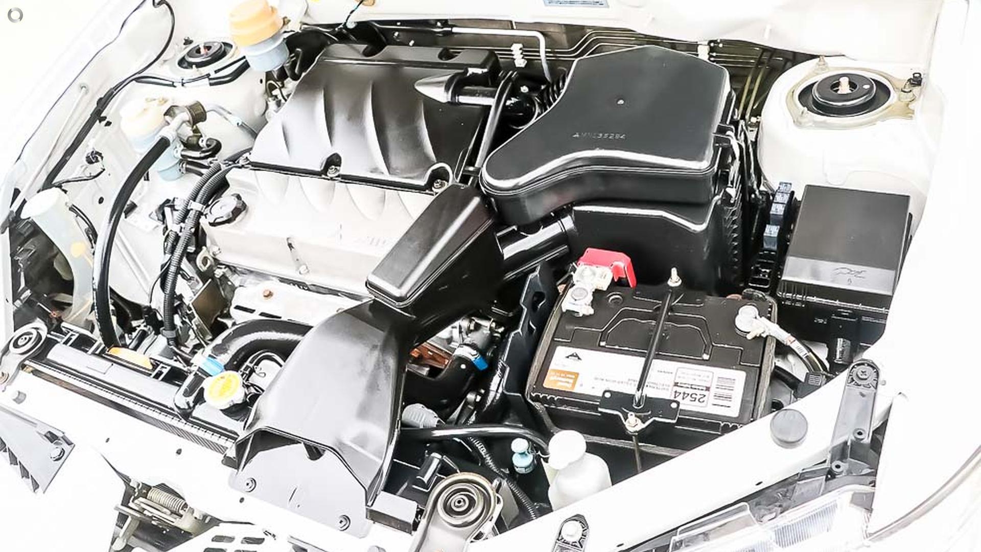 2006 Mitsubishi Outlander Activ ZF