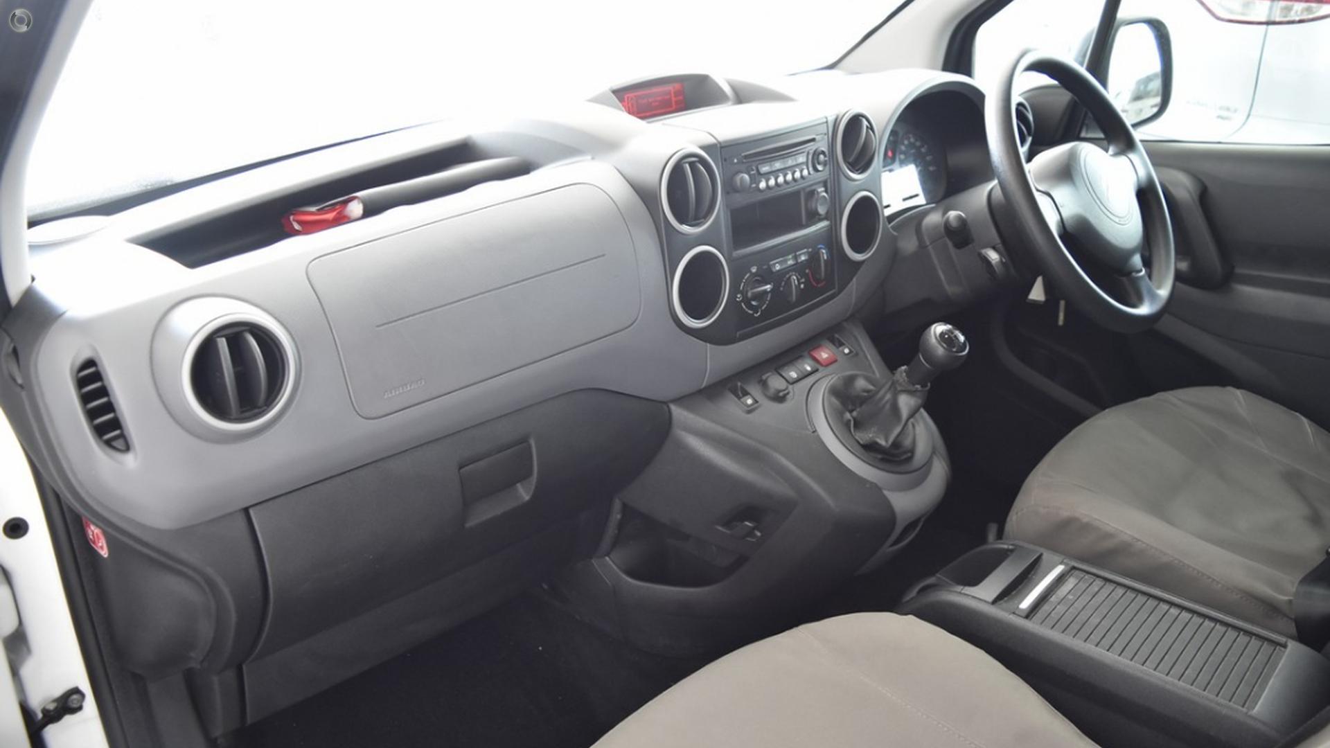 2014 Citroen Berlingo L2 HDi (No Series)