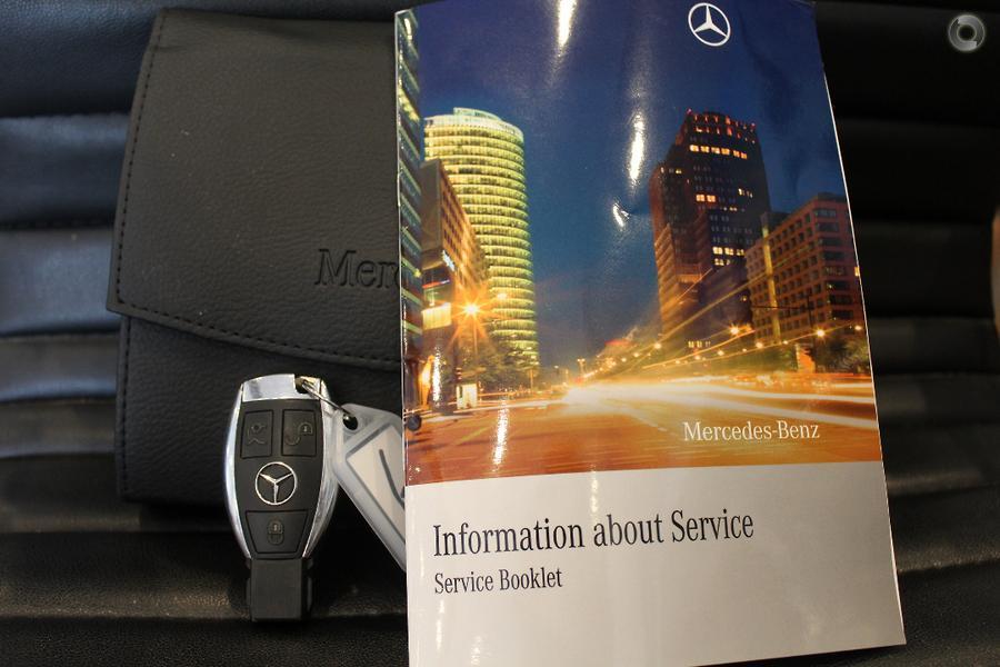 2009 Mercedes-benz C220 Cdi Elegance W204