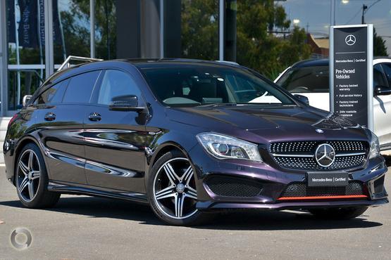 2016 Mercedes-Benz <br>CLA 250