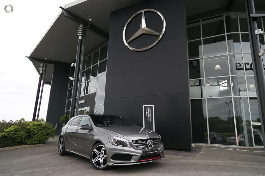 2014 Mercedes-Benz A 250 Hatch
