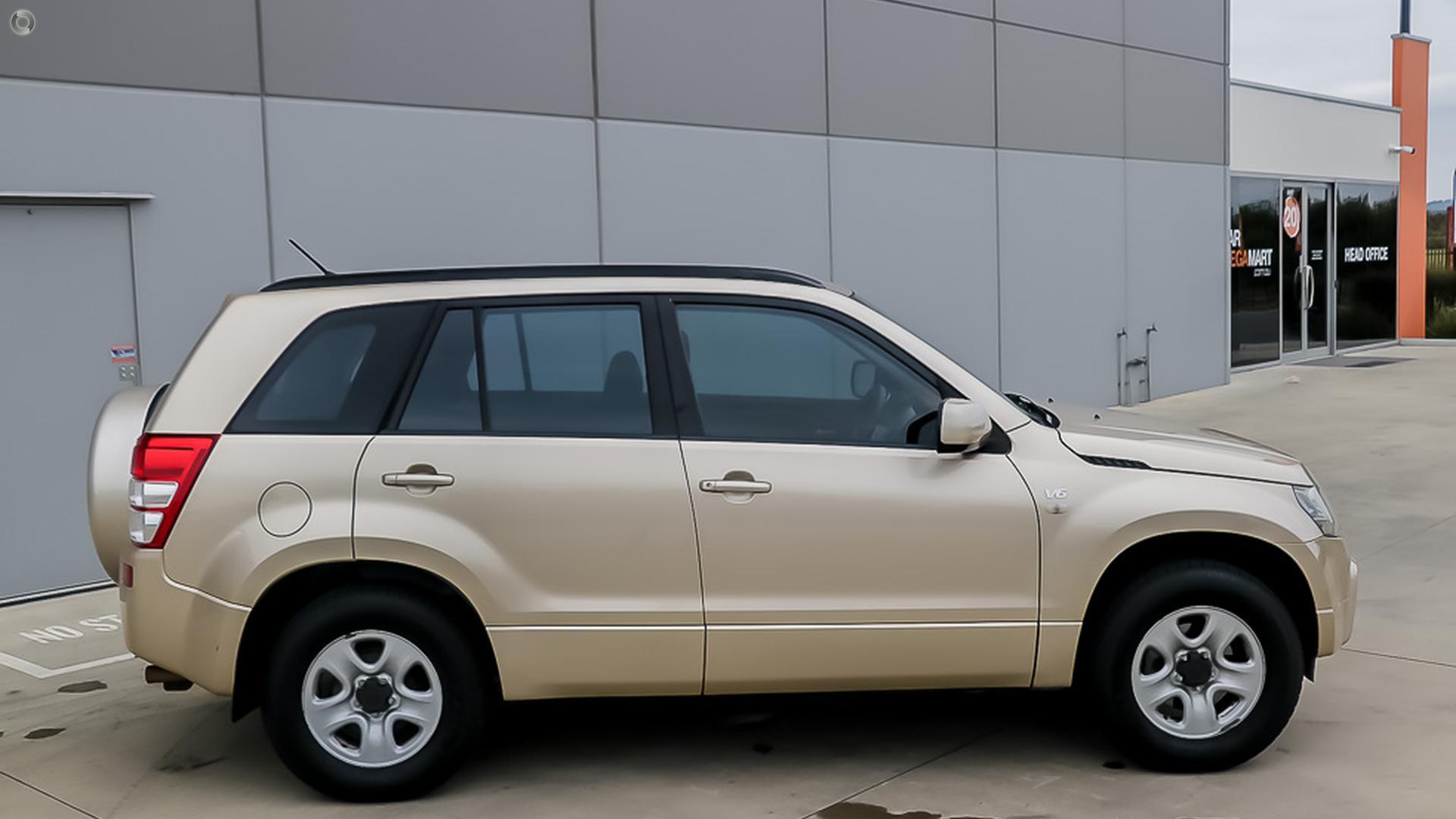 2007 Suzuki Grand Vitara  JB Type 2