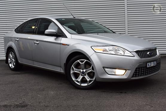 2008 Ford Mondeo Ma