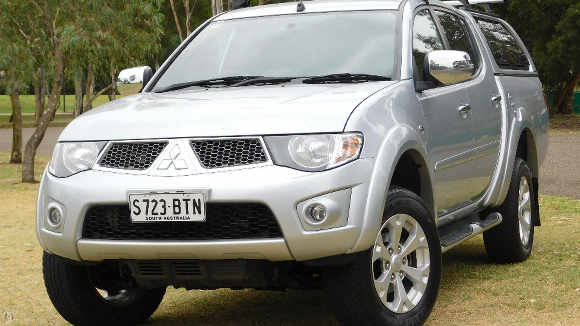 2014 Mitsubishi Triton Glx-r