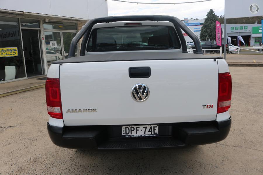 2017 Volkswagen Amarok TDI420 2H