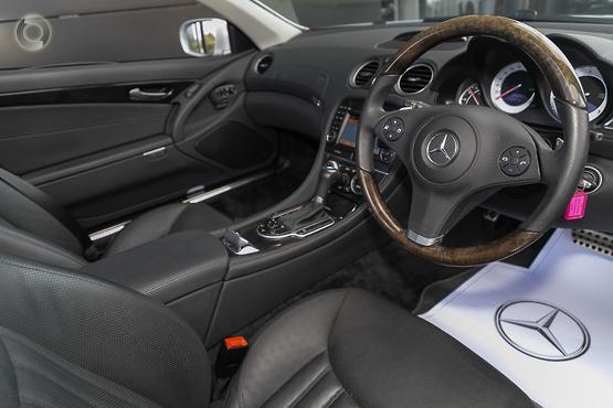 2009 Mercedes-Benz SL 350