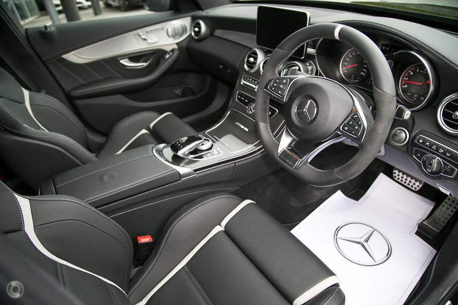 2017 Mercedes-Benz C 63 Sedan