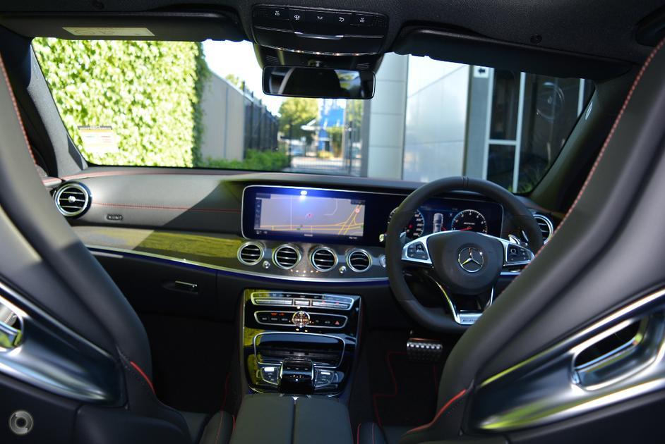 2017 Mercedes-Benz E 43 Sedan