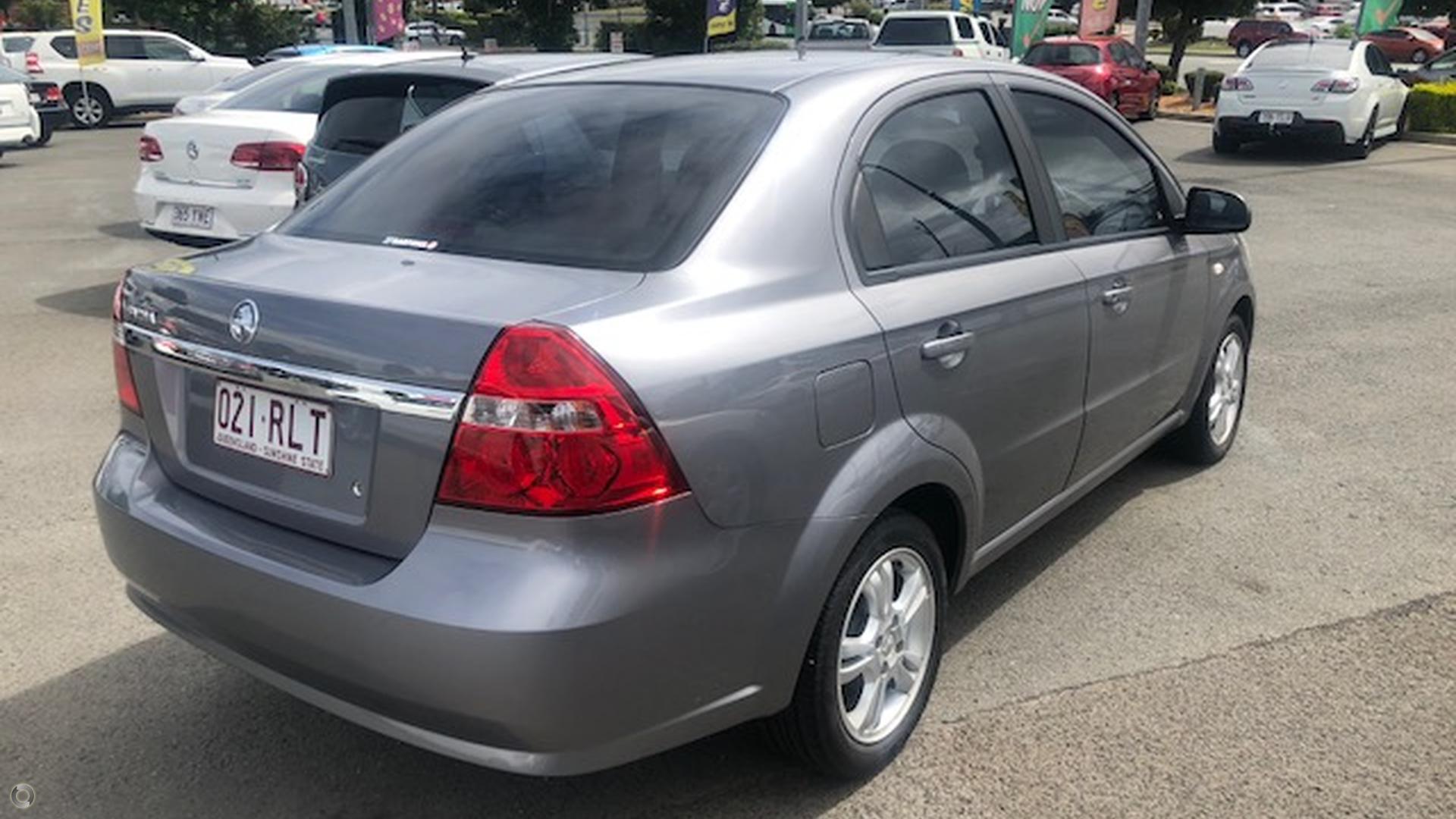 2011 Holden Barina  TK