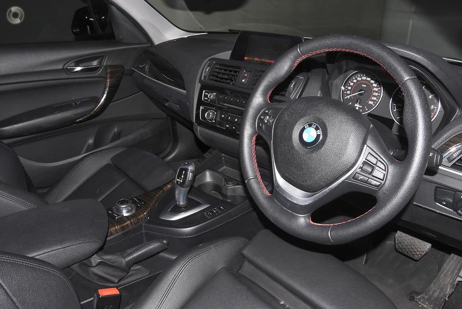 2016 BMW 118d Sport Line