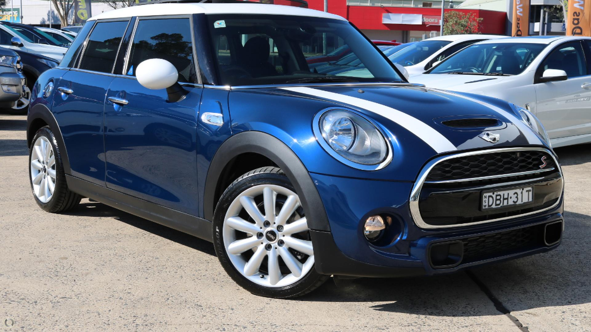 2015 Mini Hatch Cooper S