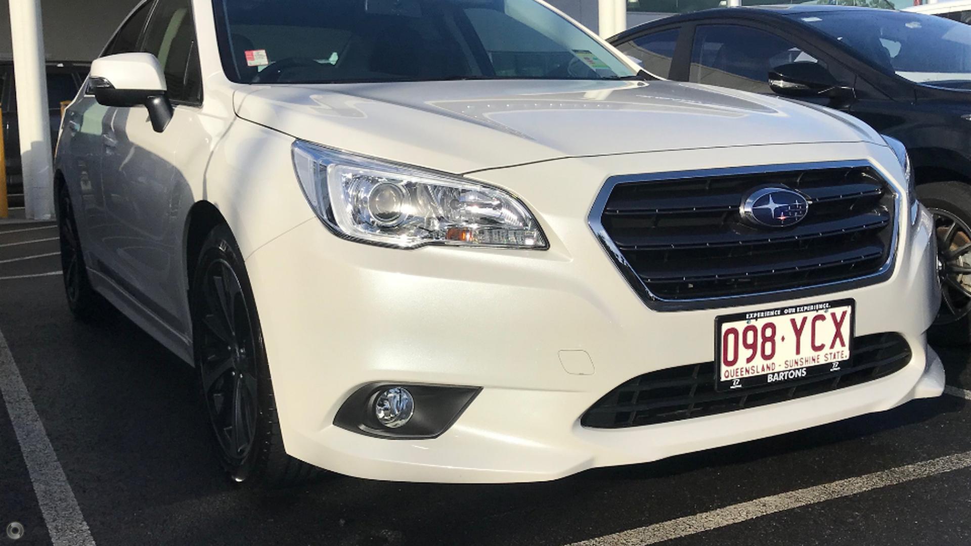 2017 Subaru Liberty 2.5i Fleet Edition