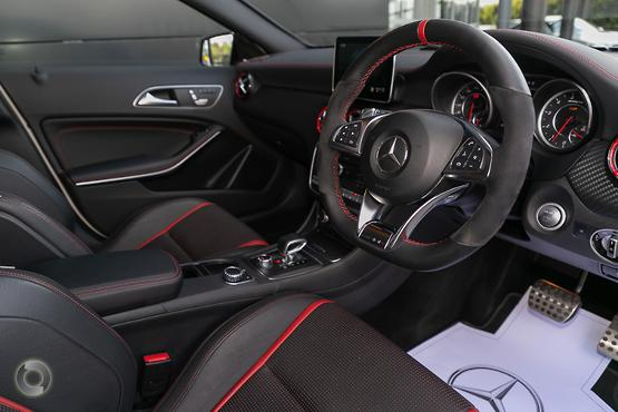 2016 Mercedes-Benz A 45