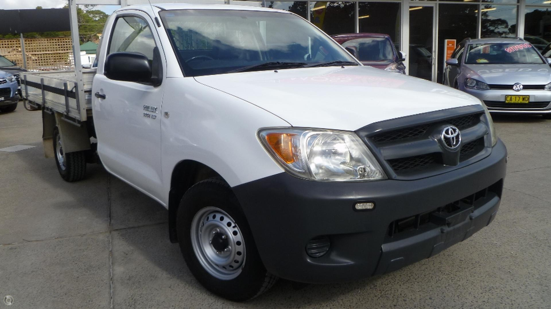 2007 Toyota Hilux Workmate